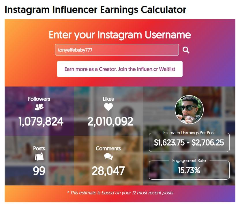 dopo quanti follower si inizia a guadagnare su instagram prezzo mineraria bitcoin